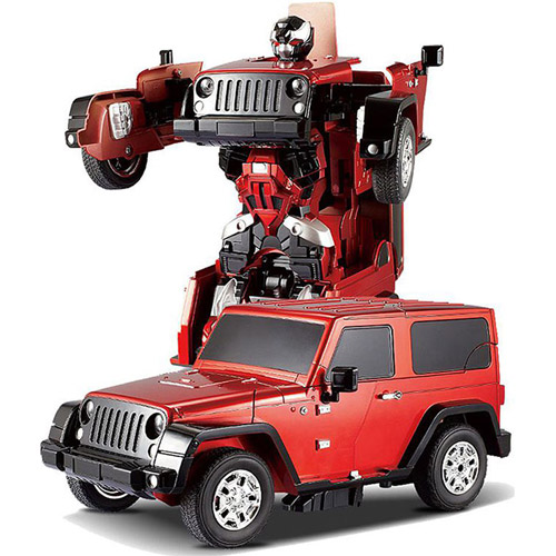 Радиоуправляемый Джип-трансформер Jeep (25 см)