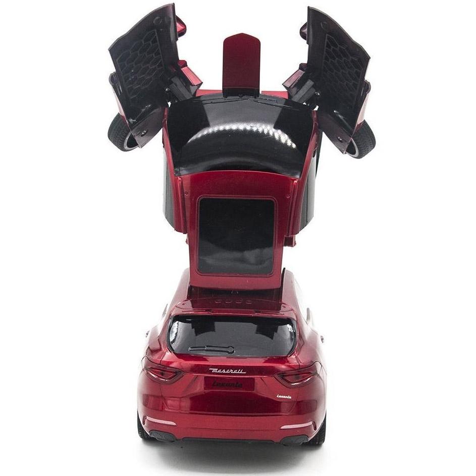 Радиоуправляемый Трансформер Maserati Levante (37 см) - Изображение