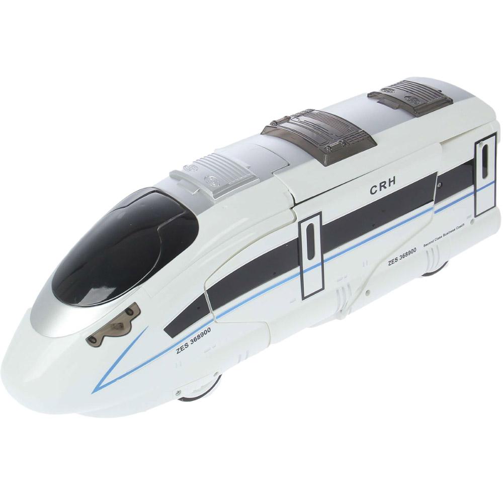 Радиоуправляемый Поезд Трансформер (2.4Ghz, 40 см) - В интернет-магазине
