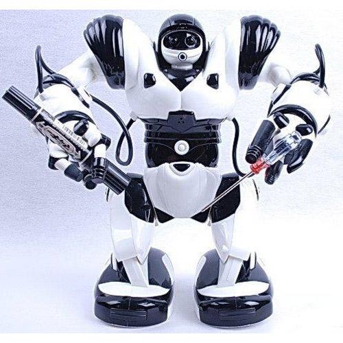Продвинутый интеллектуальный робот Roboactor (60 функций, 36 см) - Изображение