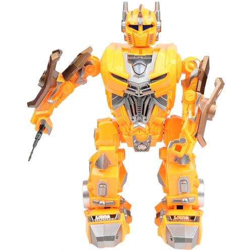 Желтый Радиоуправляемый робот Звездный Воин Бласт (35 см.)