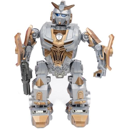 Серый Радиоуправляемый робот Звездный Воин Бласт (35 см.)
