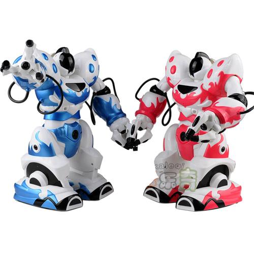 Продвинутый робо-человек TT331 (35 см, много функций) - Картинка