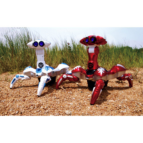 Продвинутый робот-монстр (28 функций, реагирует на звук, свет, движение, 35 см.) - В интернет-магазине