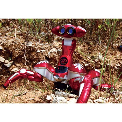 Продвинутый робот-монстр (28 функций, реагирует на звук, свет, движение, 35 см.) - Фото