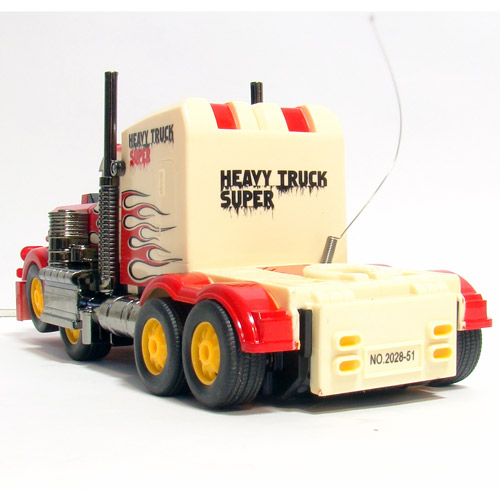 Грузовик-трансформер 1:24 Heavy Truck (25 см.) - Фото