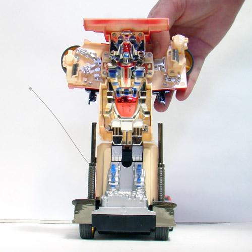 Грузовик-трансформер 1:24 Heavy Truck (25 см.) - В интернет-магазине
