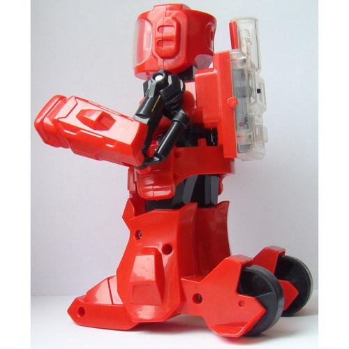 Радиоуправляемый Боевой робот Tekken Ares (2.4 GHz, 17 см.)