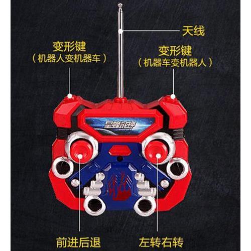 Радиоуправляемый Грузовик-трансформер Оптимус Прайм (30 см) - В интернет-магазине