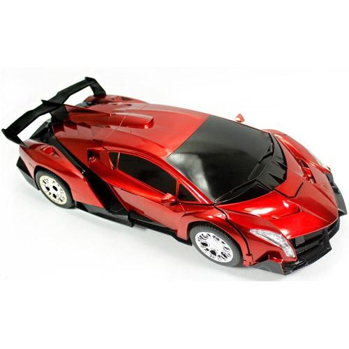 Радиоуправляемый Спорткар-трансформер Lamborghini (25 см) - Картинка