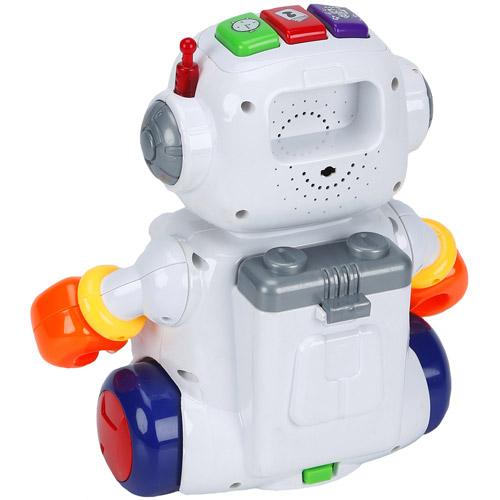 Обучающий робот Умный Я (60 карточек) - В интернет-магазине