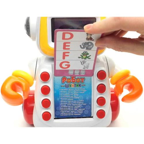 Обучающий робот Умный Я (60 карточек) - Фото