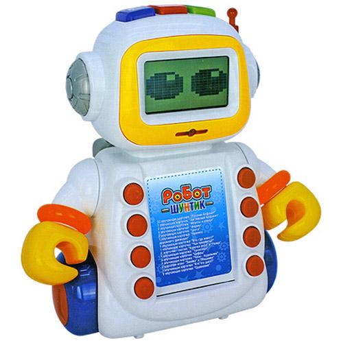 Обучающий робот Умный Я (60 карточек)