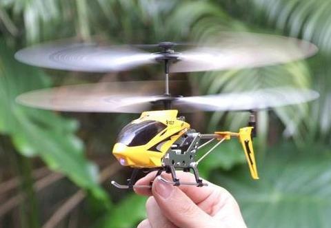 Радиоуправляемый вертолет Syma S107 (19 см, 2.4GHz)