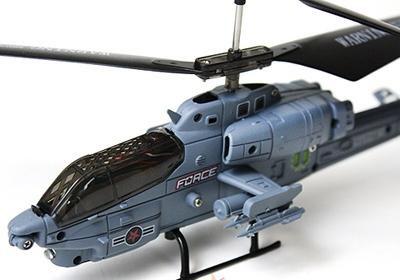 Военный Вертолет Syma S108 AH-1 Super Cobra на радиоуправление (19 см) - Фотография