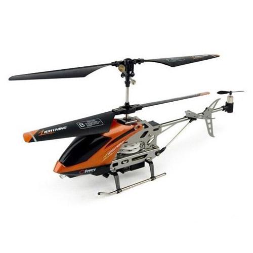 Вертолет на пульте управления с камерой C7 и картой памяти на 1Gb