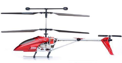 Вертолет Syma Alloy Shark S006G (37 см) - Фото
