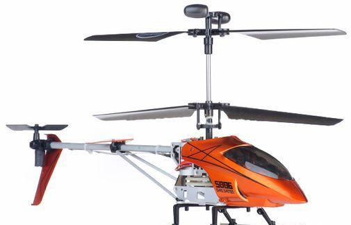 Вертолет Syma Alloy Shark S006G (37 см) - Фотография