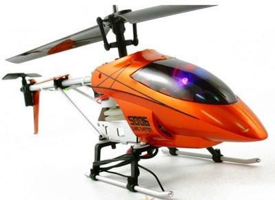 Радиоуправляемый Вертолет Syma Alloy Shark S006G (37 см)