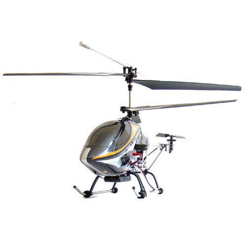Вертолет на пульте управления с камерой C8 - Фото