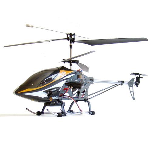Вертолет на пульте управления с камерой C8