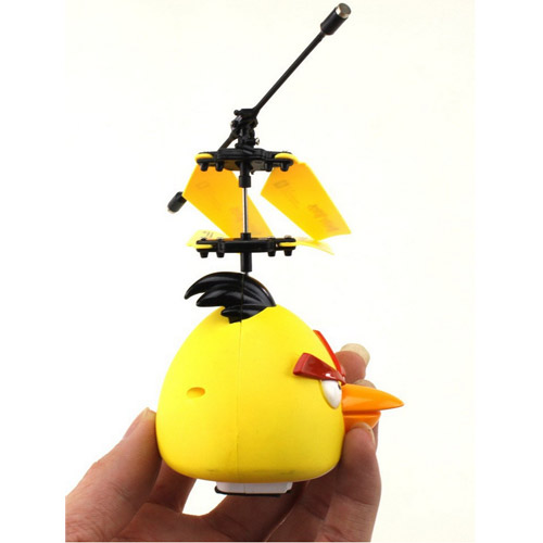 Радиоуправляемая Птица Angry Birds (15 cм)