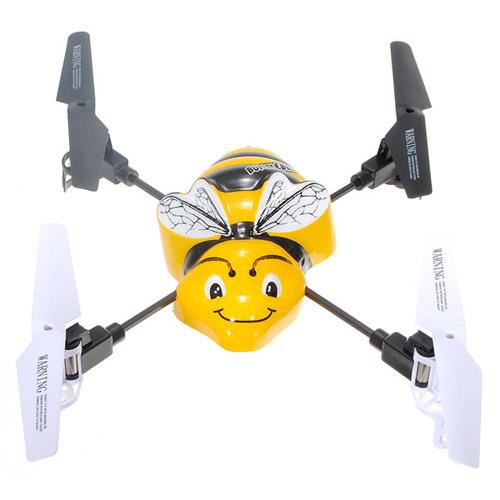 Квадрокоптер Syma X1 Bee Пчела (26 см, 2.4Ghz)