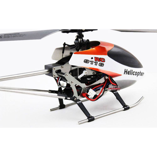 Радиоуправляемый Вертолет Double Horse Hover с ЖК-дисплеем (38 см, 4-х канальный)
