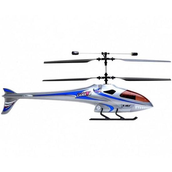 Радиоуправляемый Вертолет E-sky 3D LAMA V4 (40 см) - Фотография