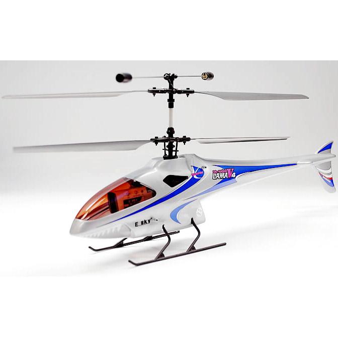 Радиоуправляемый Вертолет E-sky 3D LAMA V4 (40 см) - В интернет-магазине