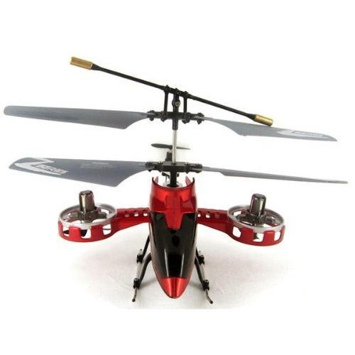 Радиоуправляемый Вертолет Аватар F103 (23 см; 4-х канальный) - Фото