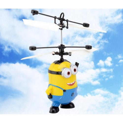 Летающий Миньон (15 cм, управление от руки) - В интернет-магазине