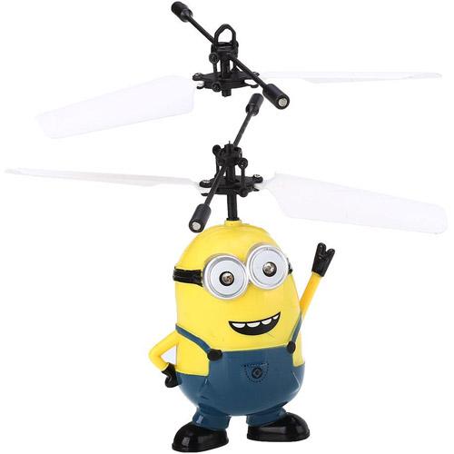 Летающий Миньон (15 cм, управление от руки)