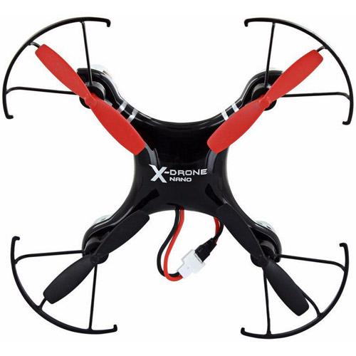 Радиоуправляемый мини-квадрокоптер X-Drone Nano (13 см, 2.4Ghz)