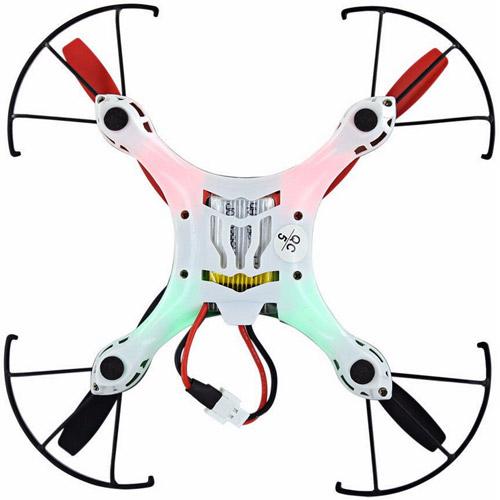 Радиоуправляемый мини-квадрокоптер X-Drone Nano (13 см, 2.4Ghz) - Фото