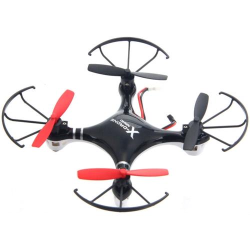 Радиоуправляемый мини-квадрокоптер X-Drone Nano (13 см, 2.4Ghz) - В интернет-магазине