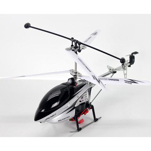 Радиоуправляемый Вертолет с камерой и трансляцией видео на пульт (36 см)