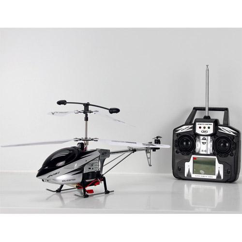 Радиоуправляемый Вертолет с камерой и трансляцией видео на пульт (36 см) - В интернет-магазине