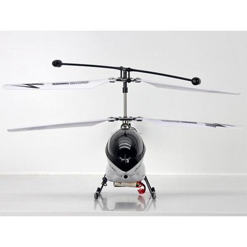 Радиоуправляемый Вертолет с камерой и трансляцией видео на пульт (36 см) - Картинка