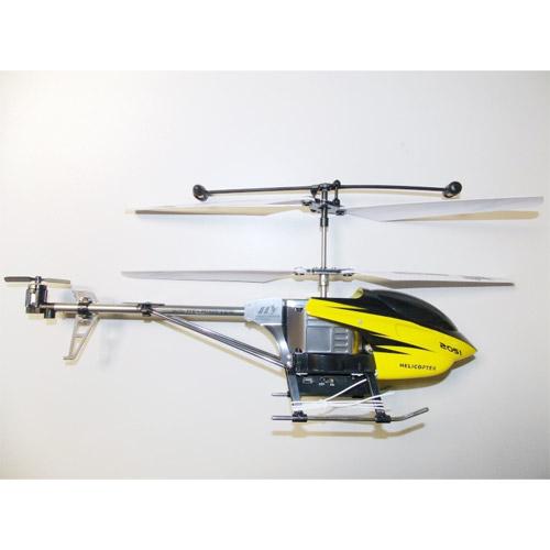 Радиоуправляемый Вертолет с камерой и трансляцией видео на пульт (36 см) - Изображение