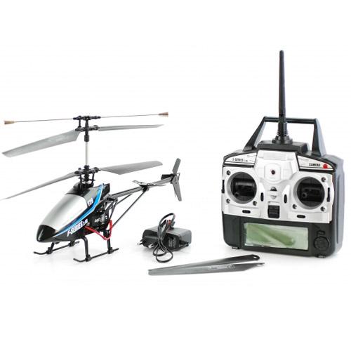 Вертолет с пультом управления MJX F629 (43 см, 2,4 ГГц, 4-х канальный) - Картинка