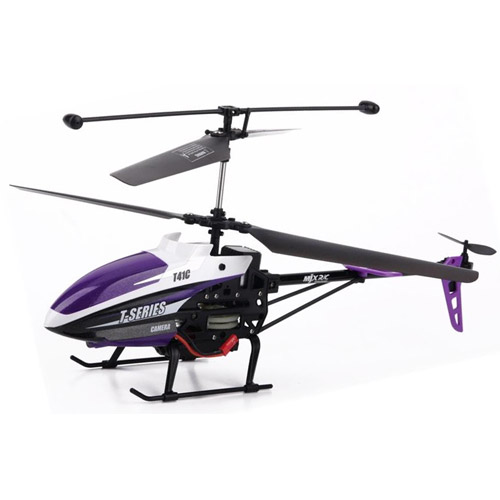 Вертолет с видеокамерой MJX T641C (44 см) - Картинка