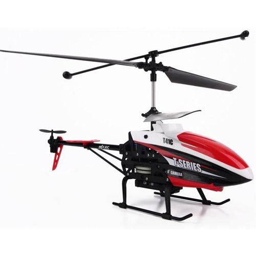 Вертолет с видеокамерой MJX T641C (44 см) - Изображение