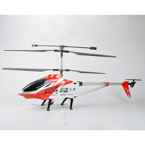 Радиоуправляемый Вертолет Syma S33 (77 см, 2.4Ghz) - Картинка