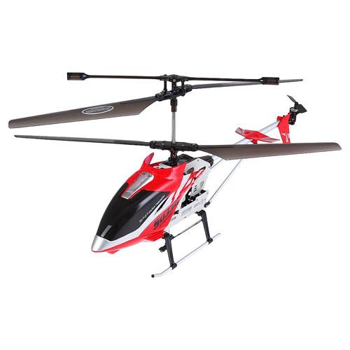 Красный Радиоуправляемый Вертолет Syma S33 (77 см, 2.4Ghz)