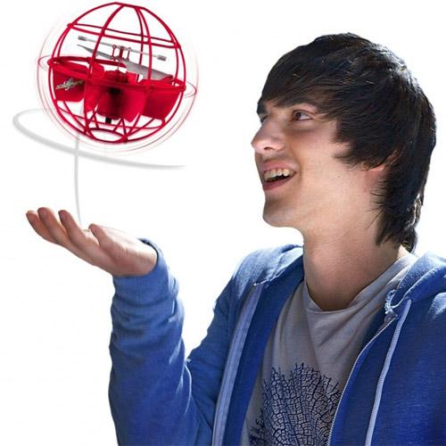 Летающий шар управление от руки (15 см) - Фото