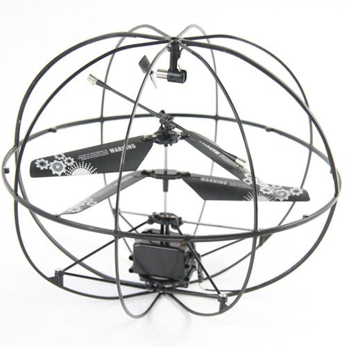 Радиоуправляемый Летающий шар в сетке (20 см)