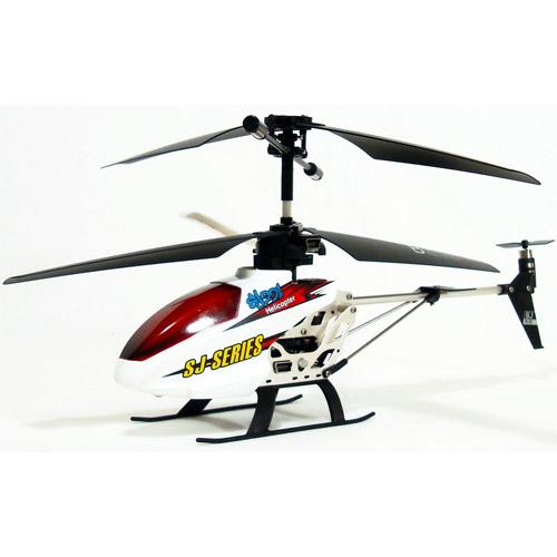 Радиоуправляемый Вертолет (выводит любую надпись на вращающиеся лопасти, 25 см) - Фотография