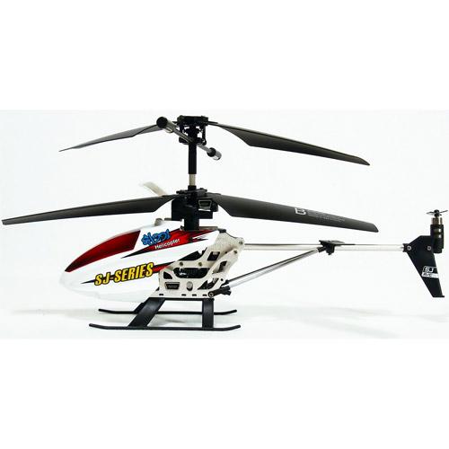 Радиоуправляемый Вертолет (выводит любую надпись на вращающиеся лопасти, 25 см) - Картинка