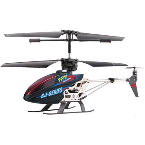 Радиоуправляемый Вертолет (выводит любую надпись на вращающиеся лопасти, 25 см) - Фото